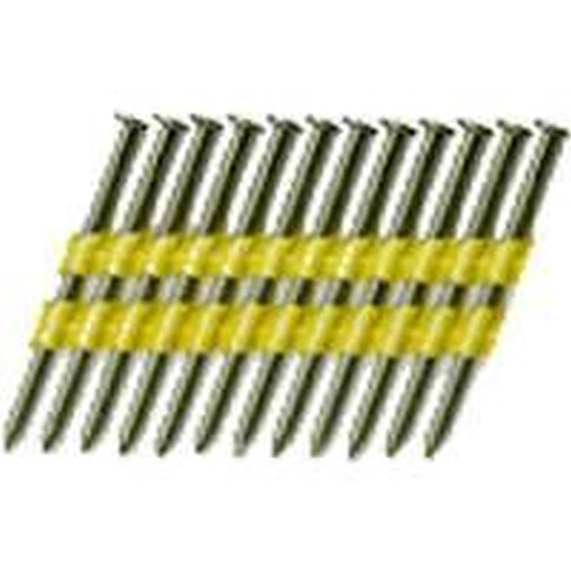 Pro-Fit 616173 Stick Collated Framing Nail, 0.12 in x 3 in, 22 deg ...
