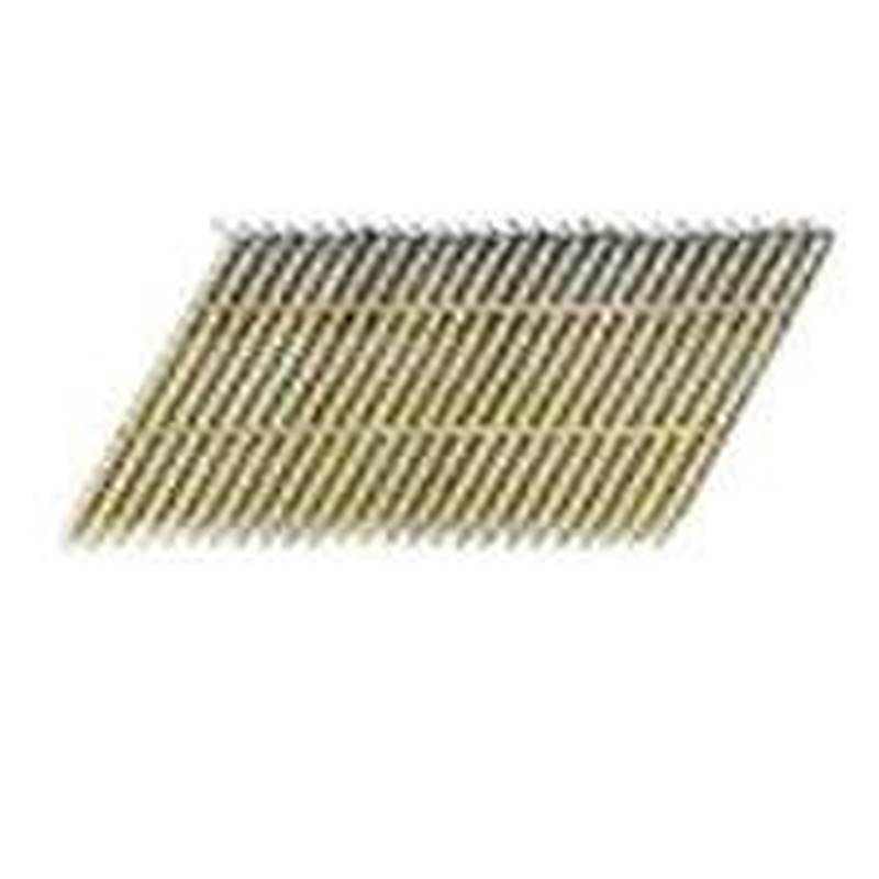 Pro-Fit 629190 Stick Collated Framing Nail, 0.131 in x 3-1/2 in, 28 ...