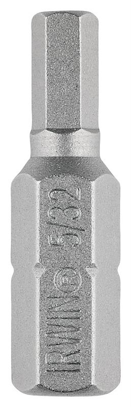 Irwin Tools 3053015 Insert Bit 5//32 Hex Head for Fastener Drive 1 1