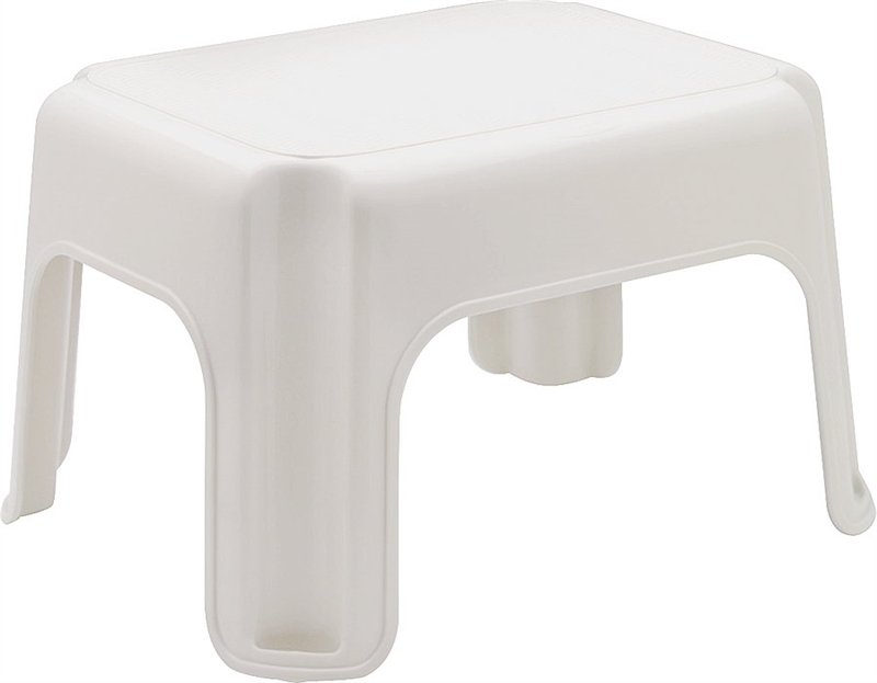 Rubbermaid Fg420087bisque Utility Step Stool 9 1 4 In H X
