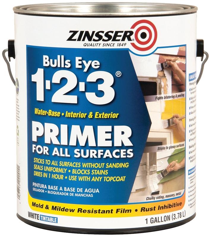 Zinsser 02001 Bulls Eye 1-2-3 Primer/Sealer