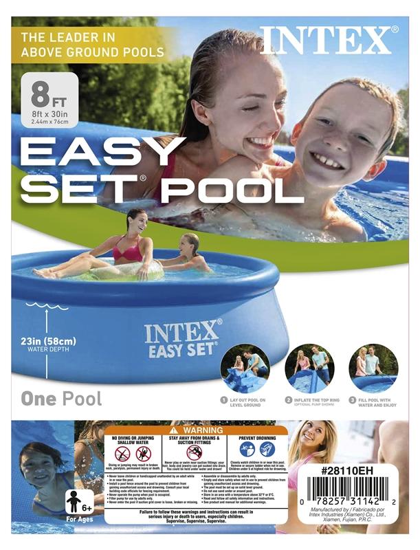 Easy Set 28110EH Swimming Pool