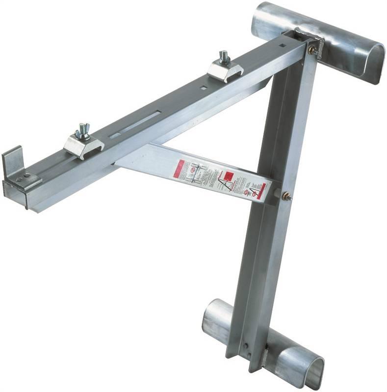 Werner Ac10 2 Rung Long Body Ladder Jack 300 Lb Load