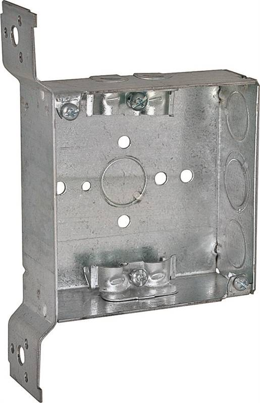 Raco 7488Rac Electrical Box,Cable,25 Cu In.,2 Gang