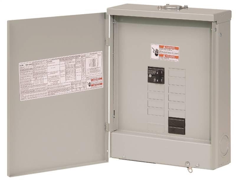 Cutler Hammer Br1020b100rf 100a Main Panel Vorg6366009