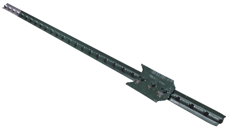 TPOST NO CLIP GRN FENCE 6FT