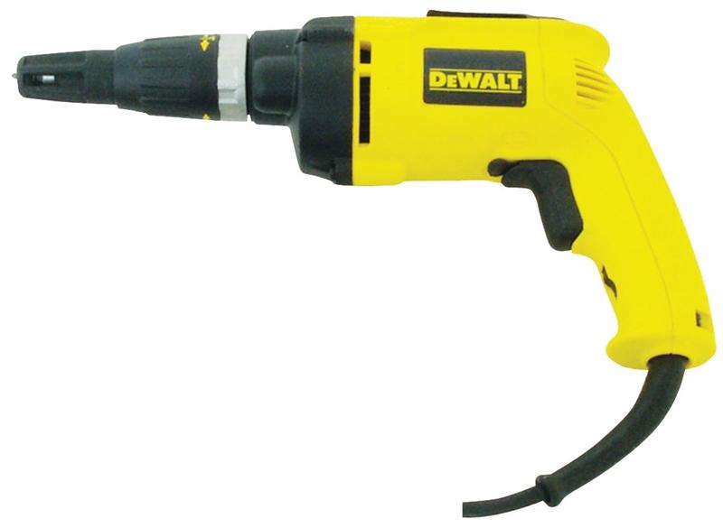 Dewalt Dw257 All Purpose Standard Corded Screwdriver 120