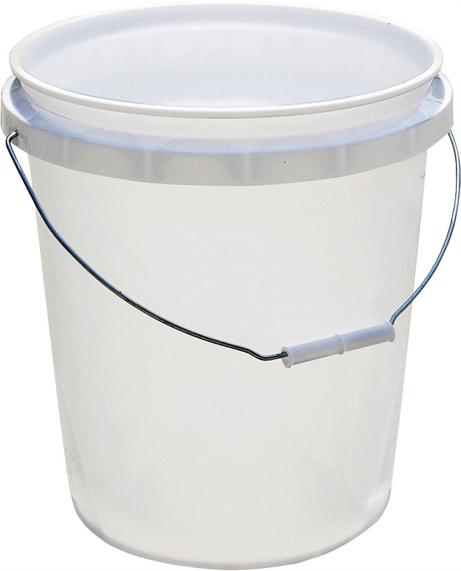 Encore 50640 paint pail without lid 5 gal 0 7 mil t for 5 gallon bucket of paint price