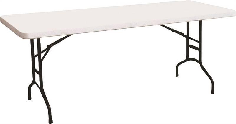 Table Banquet W Foldng Leg 6ft