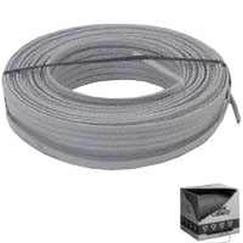 Romex SIMpull 10/2UF-W/GX25 Type UF-B Building Wire, 10/2, 25 ft, PVC