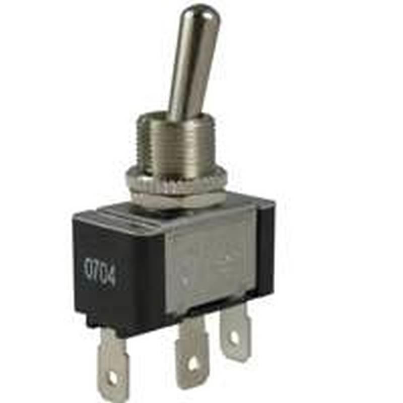 gardner bender gsw 120 heavy duty toggle switch, 125 250 vac