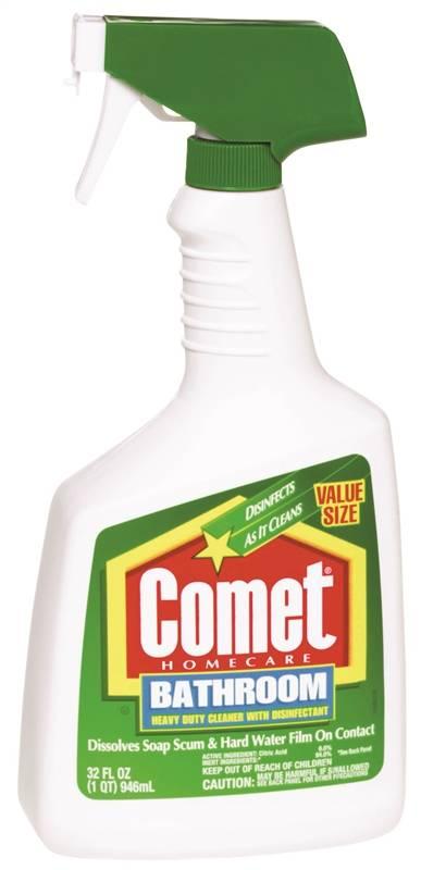 Comet 84919587 Kitchen/Bathroom Cleaner, 32 Oz, Liquid