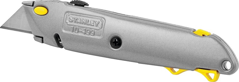 10499 KNIFE UTIL RETRACT FRNT LD 6IN