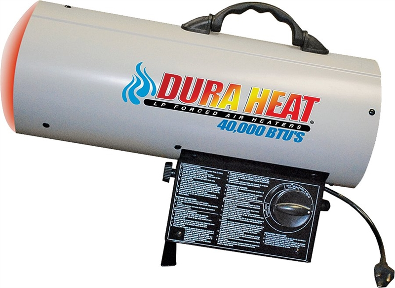 Duraheat Gfa40 Forced Air Heater 40000 Btu 1000 Sq Ft