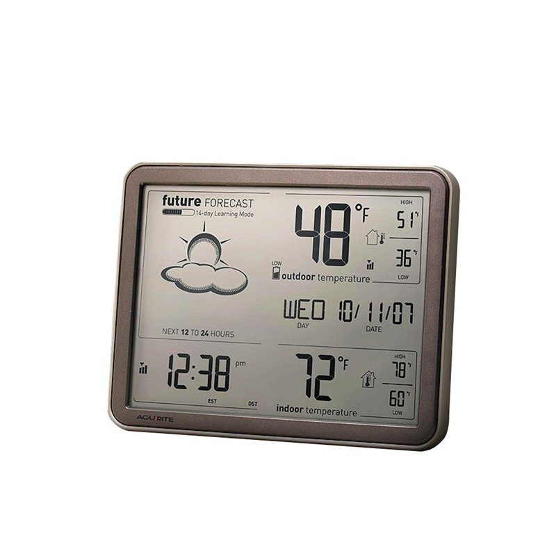 acurite wireless weather station instructions