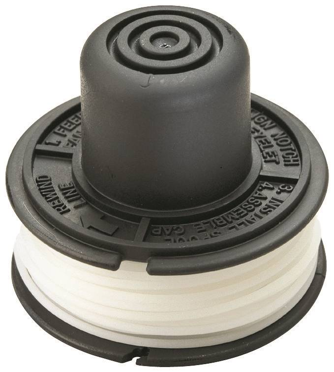 DeWalt RS-136 Replacement Bump Feed Spool, For Use With ST1000, ST400 Bump  Feed String Trimmers