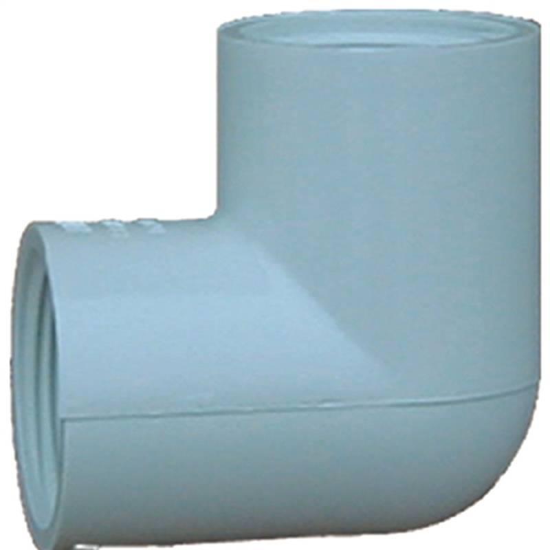 "Genova Products 32815 1-1//2/"" PVC 90° Street Elbow"