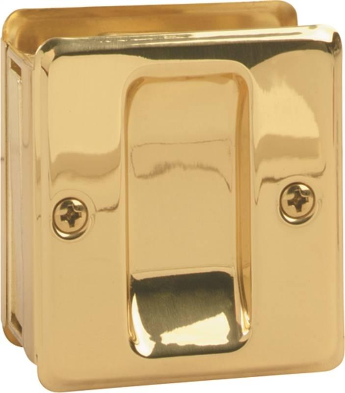 Schlage Sc990b3 Door Pull 2 3 4 In L 2 1 2 In D Solid