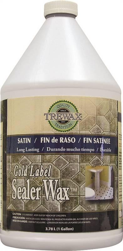Trewax Gold Label 887171968 Floor Sealer 1 Gal Multi