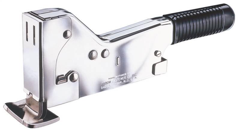 Arrow Ht65 Heavy Duty Hammer Tacker 1 In Steel