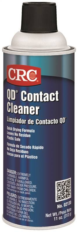 02130 CLEANER CONTACT 11OZ