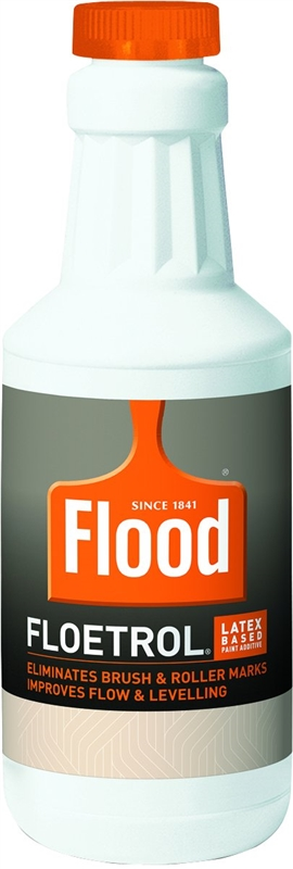Flood Fld6 04 Floetrol Latex Based Paint Additive Quart Cape