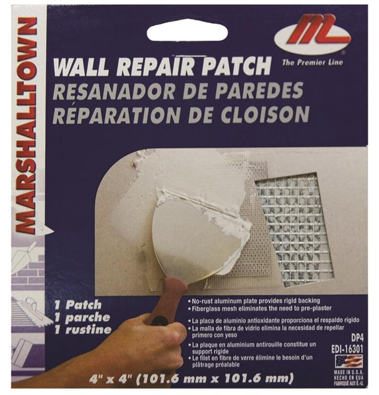 Marshalltown DP4 Drywall Patch Kit
