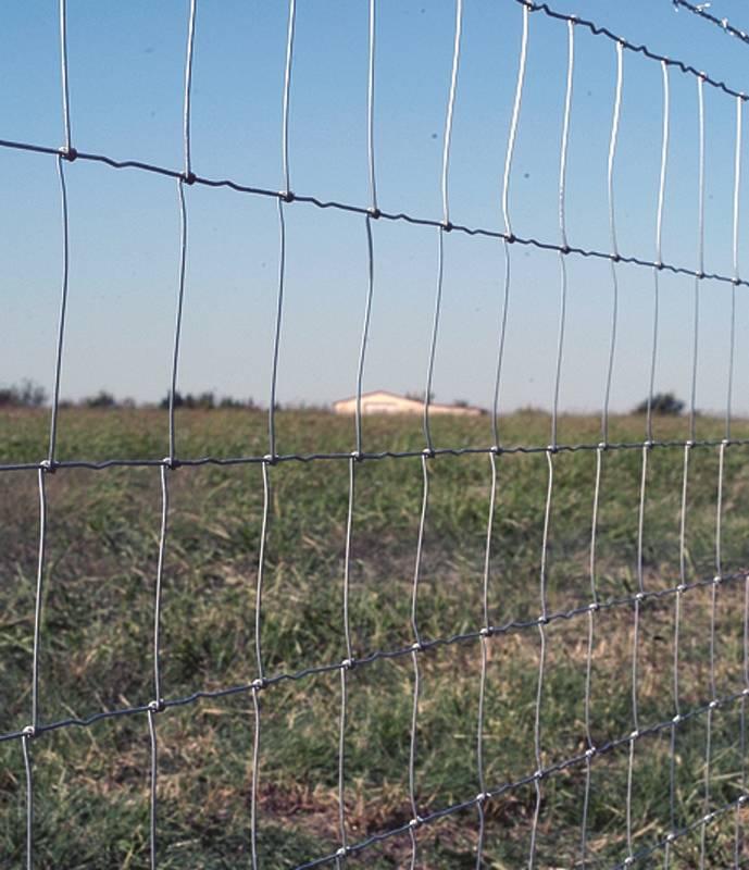OkbrandWire 0212-5 Field Fence 47 in H x 12.5 ga T, 6 in Mesh