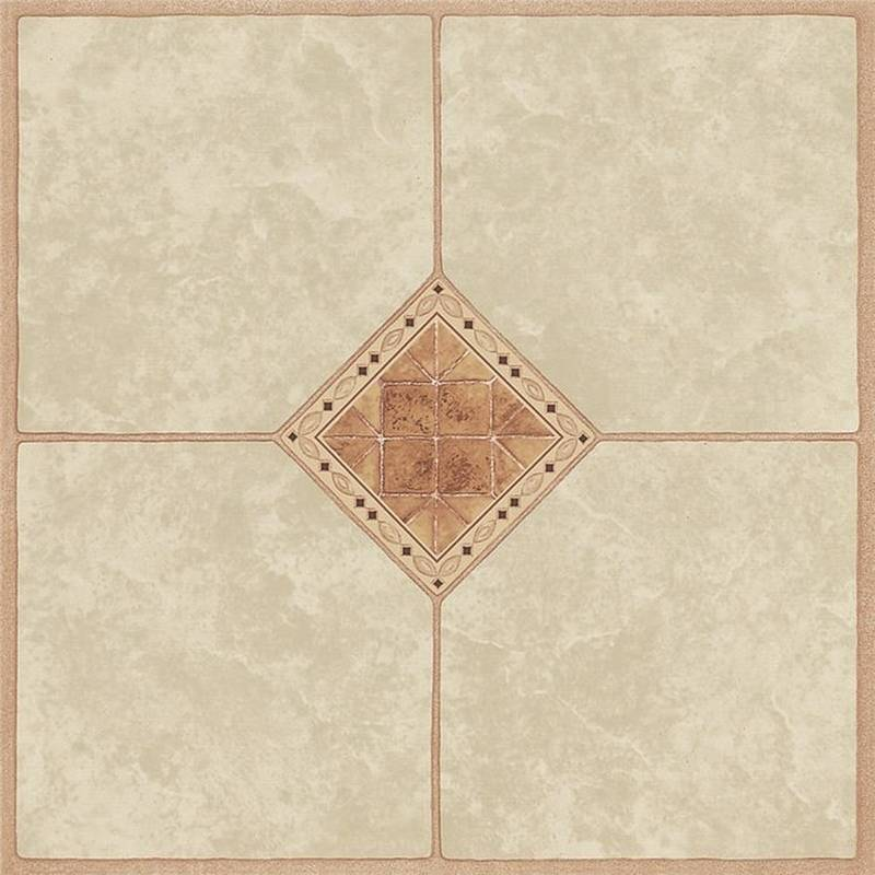 Mintcraft Cl2030 1 Self Adhesive Floor Tile 12 In L X 12 In W X 12