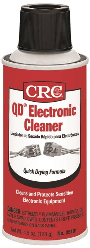 05101 CLEANER ELECTRONIC 4.5OZ