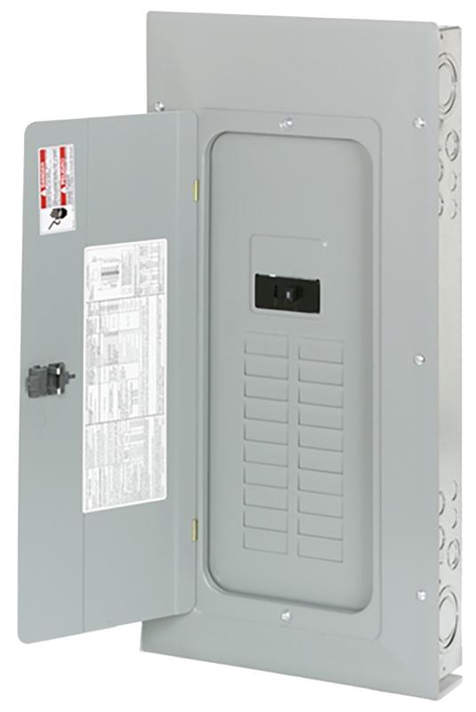 Eaton Br2040b200 Load Center 120 240 Vac 200 A Main Breaker