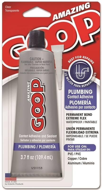 Amazing Goop 150012 Plumbing Adhesive