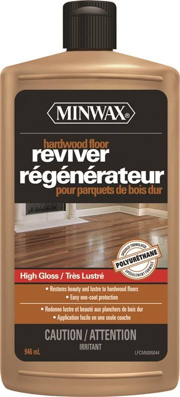 Minwax Cm6095000 Floor Reviver 946 Ml Clear Solvent