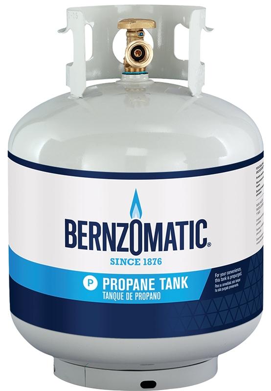 Bernzomatic 334669 Propane Tank 20lb Vorg6902027 334669
