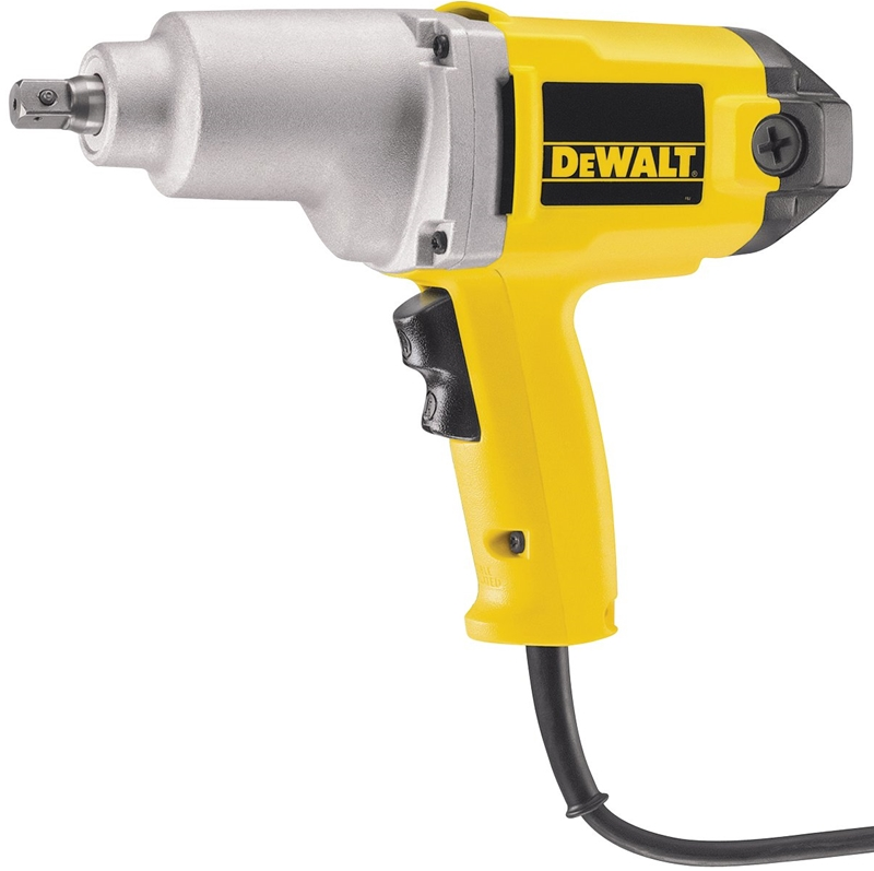 Dewalt Dw292 Corded Impact Wrench 120 Vac 7 5 A 345 Ft Lb