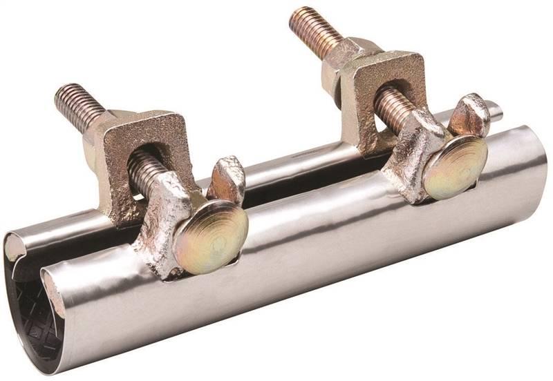 B k  bolt pipe repair clamp in