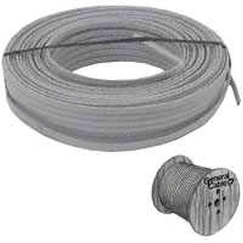 Romex SIMpull 14/2UF-W/GX1000 Type UF-B Building Wire, 14/2, 1000 ft ...