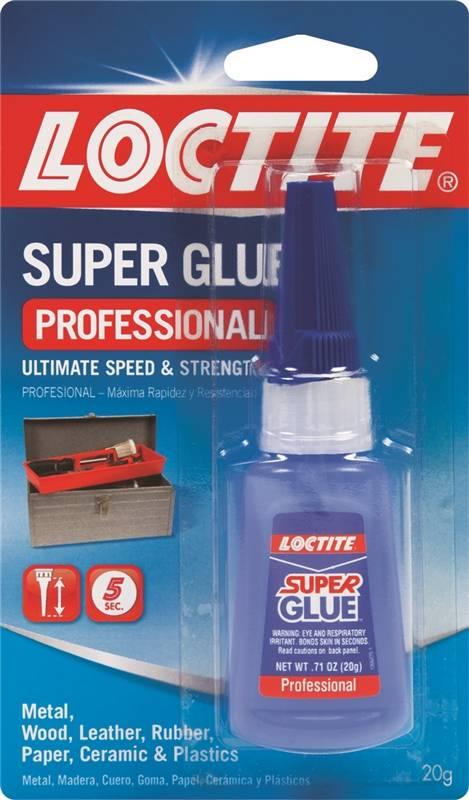 Heavy Duty Wood Glue : Loctite heavy duty super glue g bottle clear