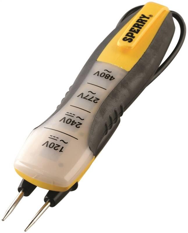High Voltage Electrical Testers : Gardner bender et range high visibility adjustable