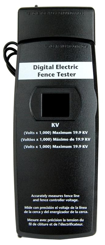 Zareba Deft Z Deft 1 Digital Electric Fence Tester 9 9 Kv