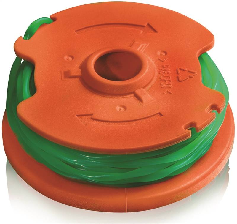 Worx WA0014 Replacement Trimmer Spool, For Use With WG168 (40V), WG190  (48V) and WG191 (56V) Series Trimmer