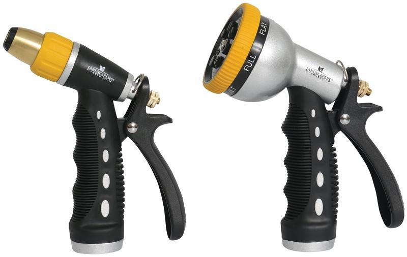Mintcraft YM7004-2 Garden Hose Nozzle Sets