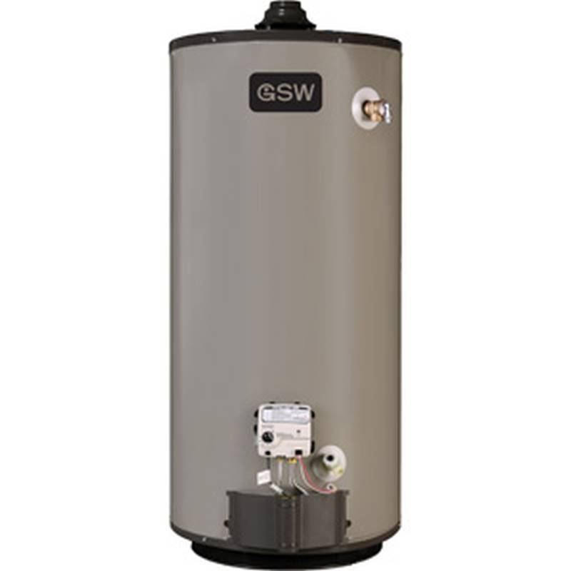 A  O  Smith B4476/B4676 Atmospheric Vent Atmospheric Vent Water Heater, 151  l Tank, Natural Gas
