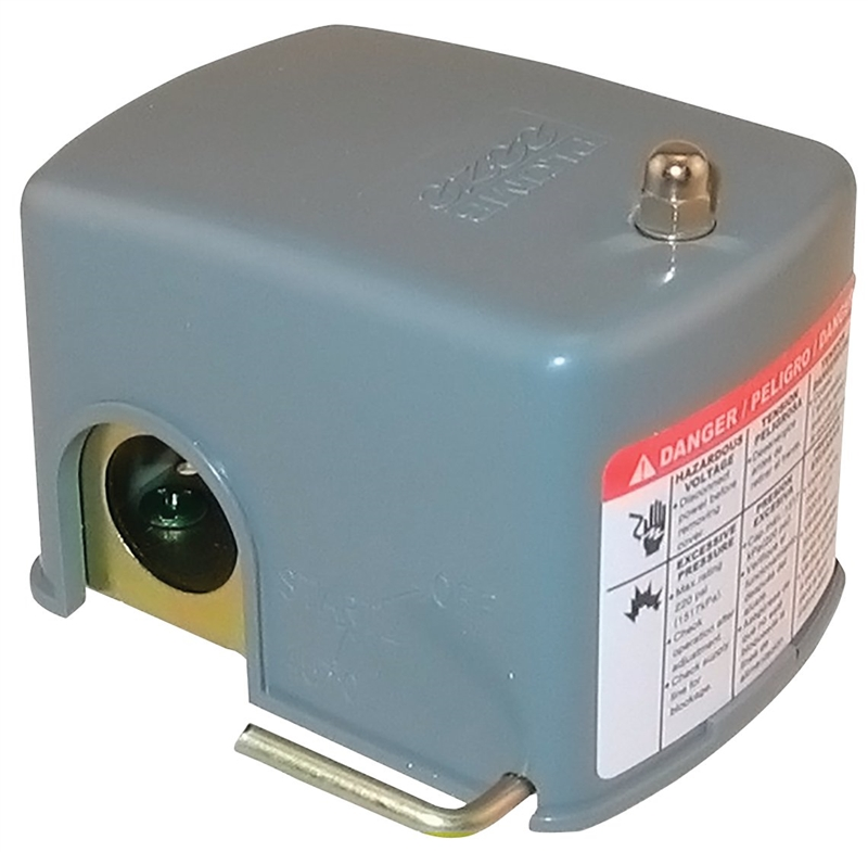 Boshart Pe Ps2lp 1 4 In Fpt Pressure Switch W Low Level