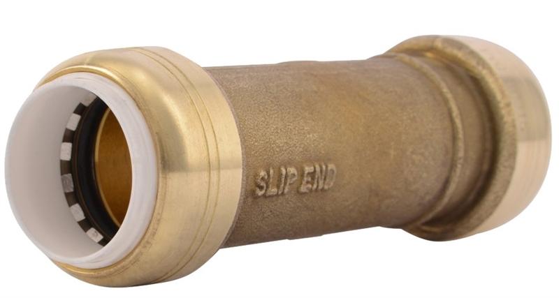 Cash acme uip a pipe repair coupling in slip sch