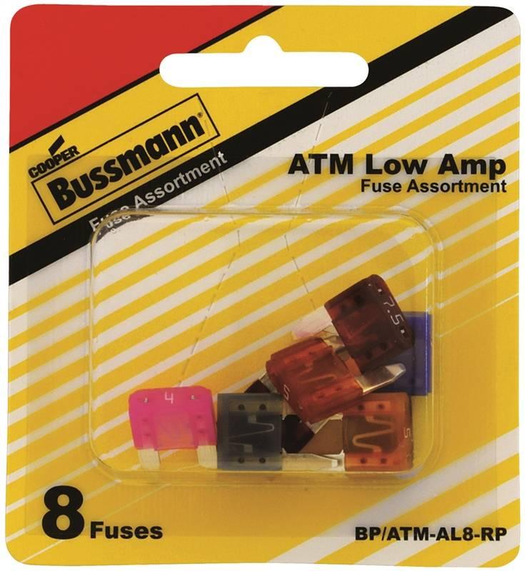 BUSSMANN COOPER Automotive Fuses,No BP//ATC-7-1//2-RP