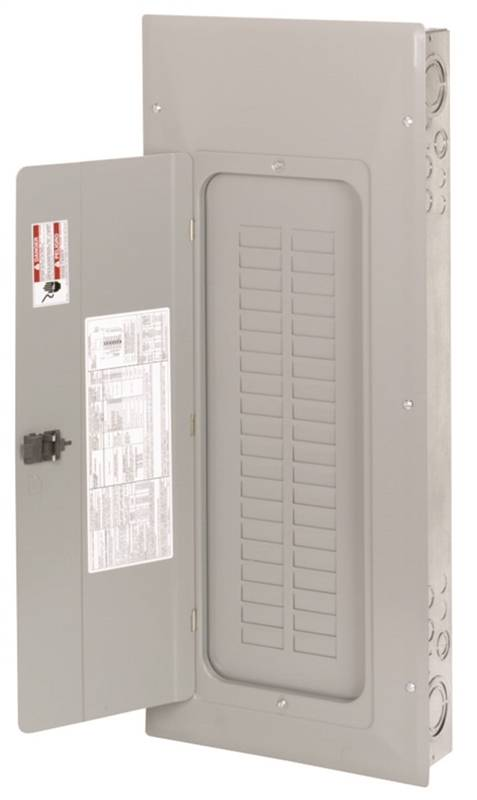 50 Amp Wire Size >> Cutler-Hammer BR4040L200G Main Lug Load Centers, Indoor ...