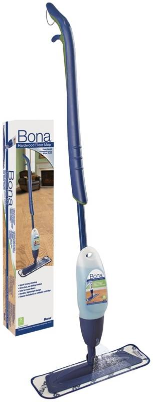 Bona Wm710013393 Professional Floor Mop 52 In Ergonomic
