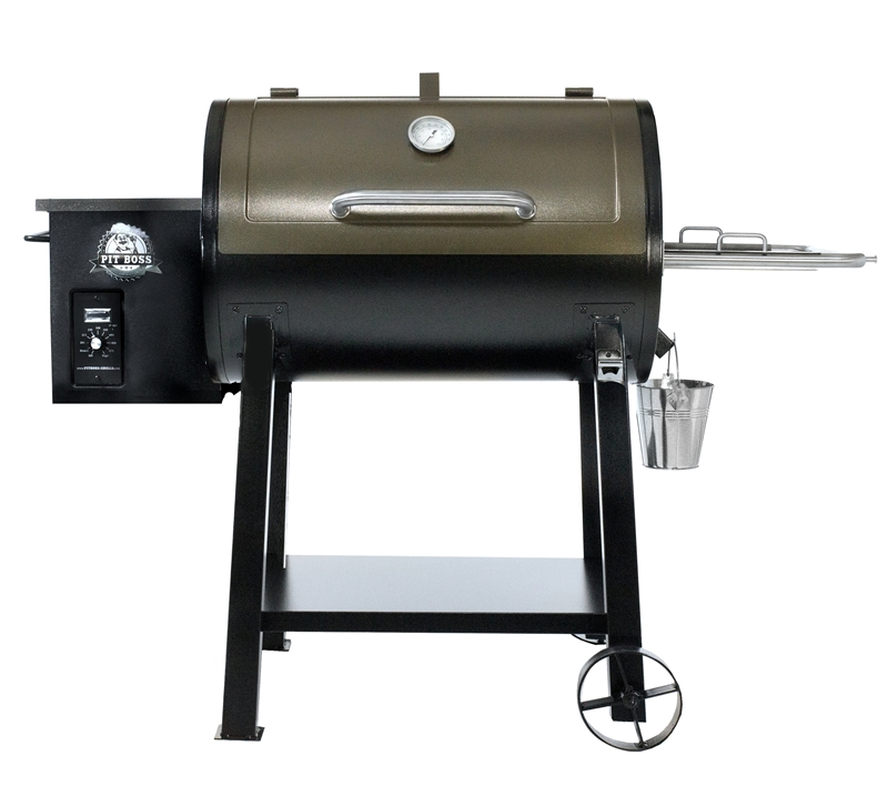 Pit Boss 72440 Patio Wood Pellet Grill 340 Sq In Cooking