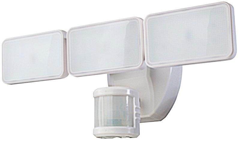 Hz Light240 Sensing2500 LampWhite120 Security Deg Heathco Motion Wh Activated 5872 LumensLed Vac60 BodCerx